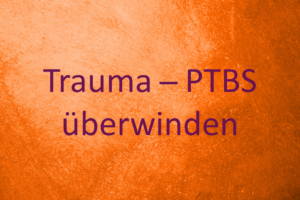 Trauma und posttraumatische Belastungsstörung überwinden